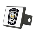 EOD Mobile Unit 15 Hitch Cover