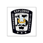 EOD Mobile Unit 15 Sticker