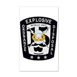 EOD Mobile Unit 15 Wall Decal