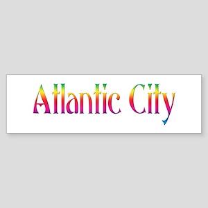 Atlantic City Bumper Sticker