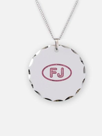 FJ Pink Necklace