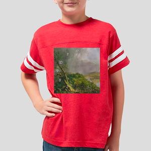 vfmh_modern_wall_clock_hell Youth Football Shirt