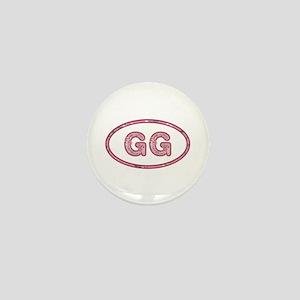 GG Pink Mini Button