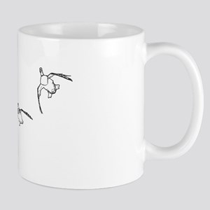 Cupped & Committed D1143-004bo Mug