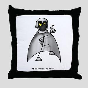 SuperStix Throw Pillow