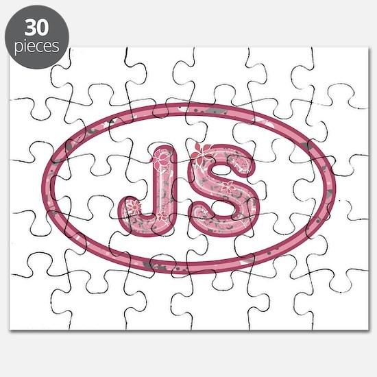 JS Pink Puzzle