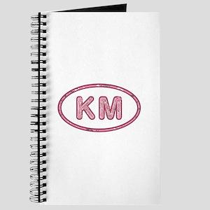 KM Pink Journal