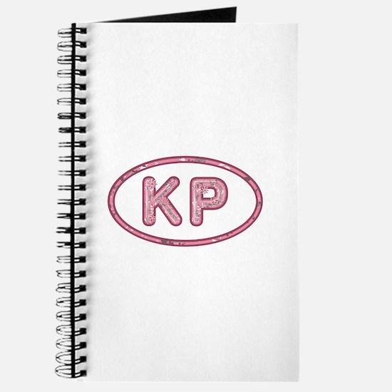 KP Pink Journal