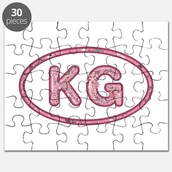 KG Pink Puzzle
