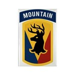 86th Infantry BCT Rectangle Magnet