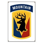 86th Infantry BCT Banner