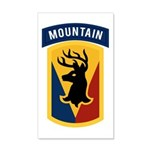 86th Infantry BCT 20x12 Wall Decal