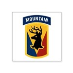 86th Infantry BCT Square Sticker 3
