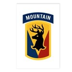 86th Infantry BCT Postcards (Package of 8)