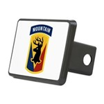86th Infantry BCT Rectangular Hitch Cover