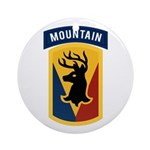 86th Infantry BCT Ornament (Round)