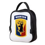 86th Infantry BCT Neoprene Lunch Bag