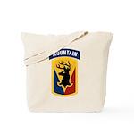 86th Infantry BCT Tote Bag