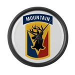 86th Infantry BCT Large Wall Clock