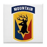 86th Infantry BCT Tile Coaster