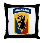 86th Infantry BCT Throw Pillow
