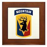 86th Infantry BCT Framed Tile