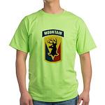 86th Infantry BCT Green T-Shirt