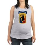 86th Infantry BCT Maternity Tank Top