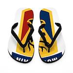 86th Infantry BCT Flip Flops