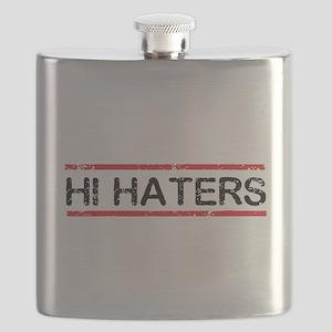 Hi Haters Flask