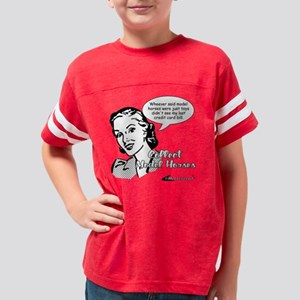 louise toys copy Youth Football Shirt