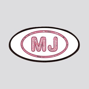 MJ Pink Patch