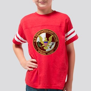 CTC - U.S. CounterTerrorist C Youth Football Shirt