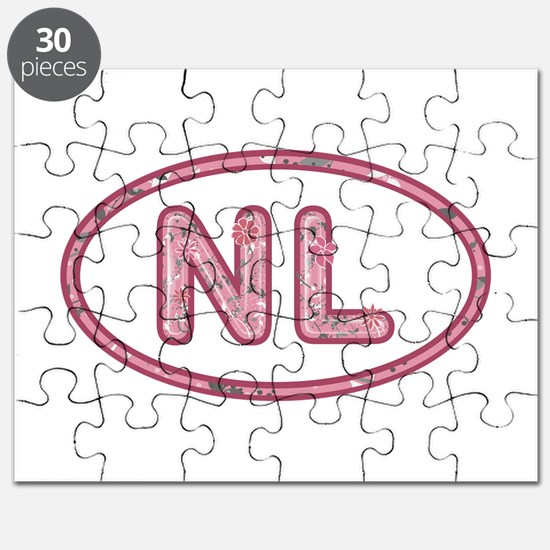 NL Pink Puzzle