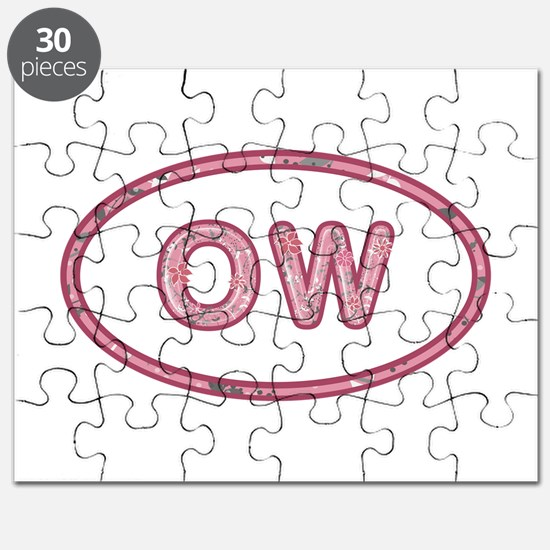OW Pink Puzzle