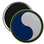 29th Infantry Magnet