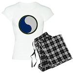 29th Infantry Women's Light Pajamas