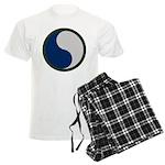 29th Infantry Men's Light Pajamas