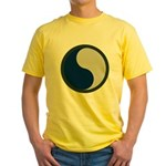 29th Infantry Yellow T-Shirt