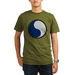 29th Infantry Organic Men's T-Shirt (dark)