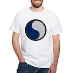 29th Infantry White T-Shirt