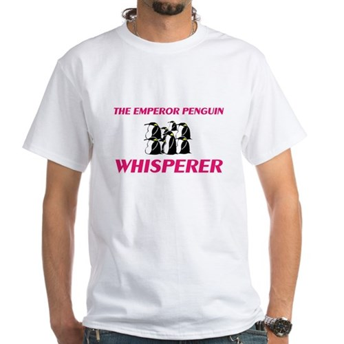 The Emperor Penguin Whisperer T-Shirt