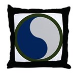 29th Infantry Throw Pillow