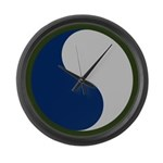29th Infantry Large Wall Clock