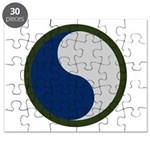 29th Infantry Puzzle