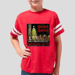 TileGraveTreeChristmasA Youth Football Shirt