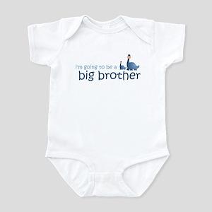 i have a secret big brother Infant Bodysuit