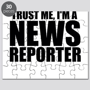 Trust Me, I'm A News Reporter Puzzle