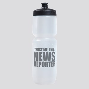 Trust Me, I'm A News Reporter Sports Bottle