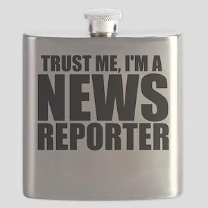 Trust Me, I'm A News Reporter Flask